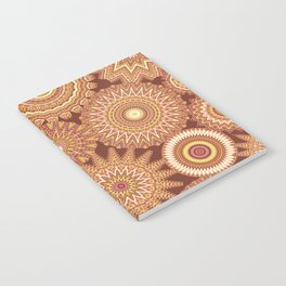 Kaleidoscopic-Canyon colorway Notebook