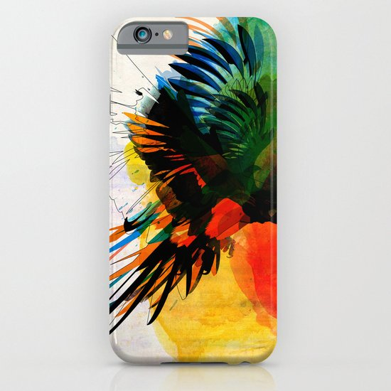 macaw iPhone & iPod Case