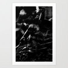 Ascending (Alt.) Art Print