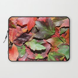 Leaves Laptop Sleeve