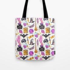 Watercolor magic Tote Bag