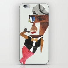 Just Chillin iPhone & iPod Skin