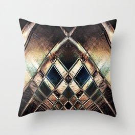 Splicer Throw Pillow