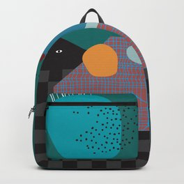 Afternoon at home Backpack
