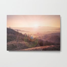 Outback Sunrise (3:2 standard view) Metal Print