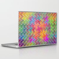 hippy Laptop & iPad Skins featuring Hippy by HK Chik