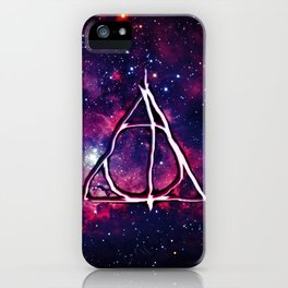 DEATHLY iPhone Case