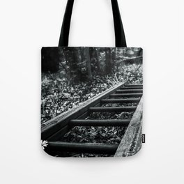 Wood Stains Tote Bag