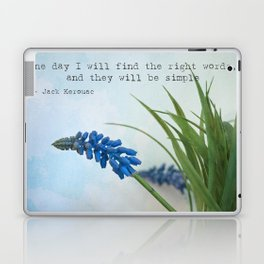 the right words Laptop & iPad Skin