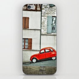 Vieux style iPhone Skin