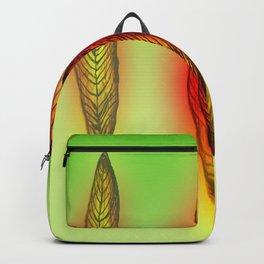 Red Leaf Backpack