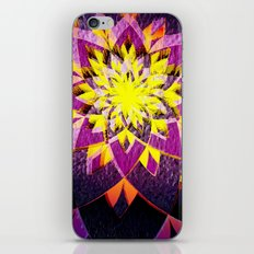 Star Blossom iPhone & iPod Skin
