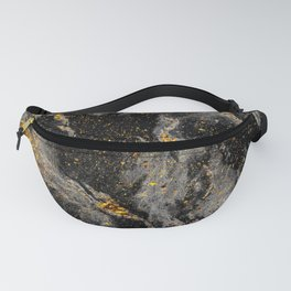 Galaxy (black gold) Fanny Pack