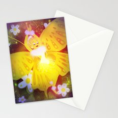 Spring Butterfly Stationery Cards