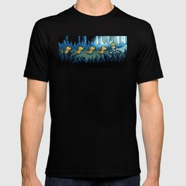 Pixel Jurassic World T-shirt