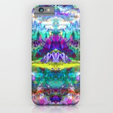 Crystal Mountains One iPhone 6s Slim Case