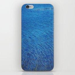 #WATERISLIFE fig. 2 iPhone Skin