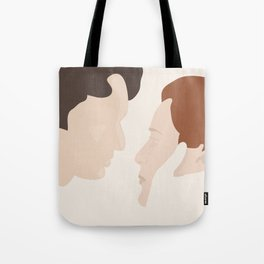 You Made Me a Whole Person Tote Bag