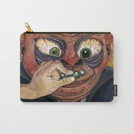 Mr. Meatface Carry-All Pouch