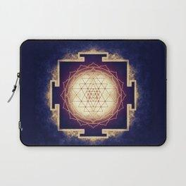 Sri Yantra IX Laptop Sleeve