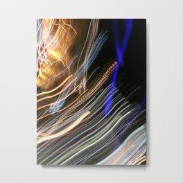 WaterFire (853a) Metal Print