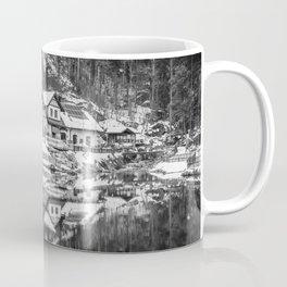 Alpine winter, Austria Coffee Mug
