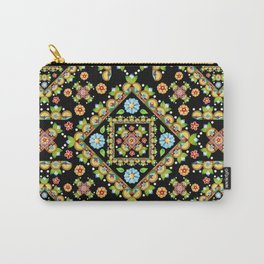 Cottage Garden Parterre Carry-All Pouch