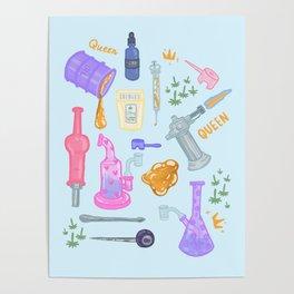 Dab Queen Essentials - L Poster