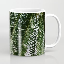 Palm Reflections Coffee Mug