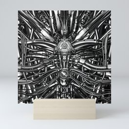 The Machine Mini Art Print
