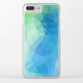 """""""River bank"""" Clear iPhone Case"""