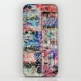Contemplations of Sound iPhone Skin