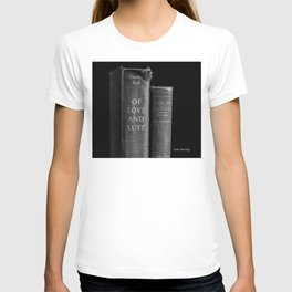 Of Love and Lust - Tale of Two Cities T-shirt