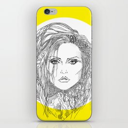 Deborah (Debbie) Harry of Blondie iPhone Skin