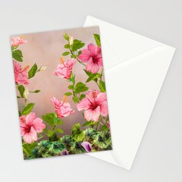 The Beauty of Hawaiian Hibiscus Stationery Cards