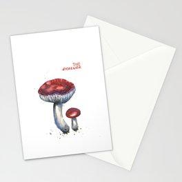 The Sickener Mushroom Stationery Cards