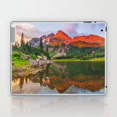 Rocky Mountain Glow Laptop & iPad Skin