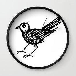 c h i r p Wall Clock