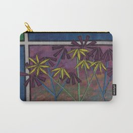 Kokum Flowers #17 Carry-All Pouch