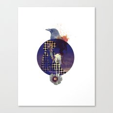 obliteration Canvas Print