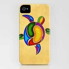 Turtle iPhone (4, 4s) Slim Case