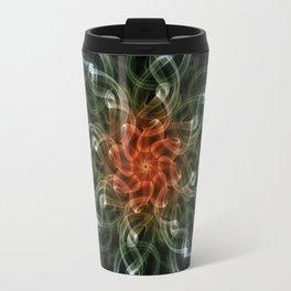 Smoky pattern I Travel Mug