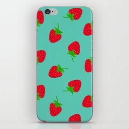 Sweet Strawberry iPhone Skin