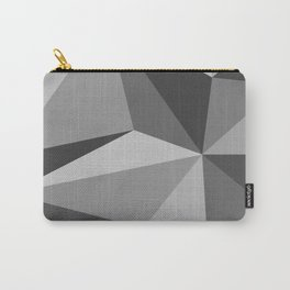 Different shades of Grey Carry-All Pouch
