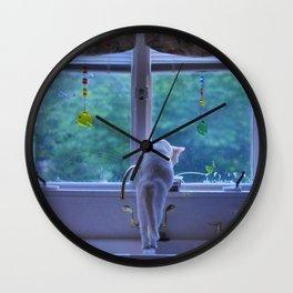 ∆∆∆ Wall Clock