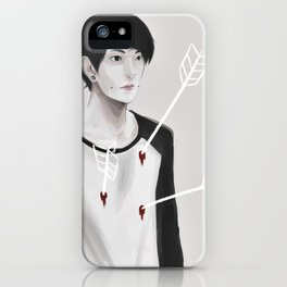 r iPhone Case