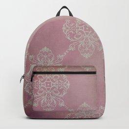 Vintage Damask - Cherry Backpack