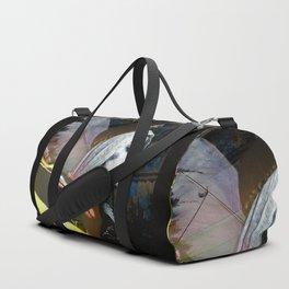 Saint Dymphna Reborn Duffle Bag
