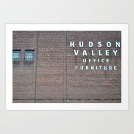 Hudson Valley Furniture - Poughkeepsie, New York Art Print