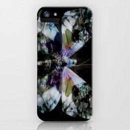 Papillon _ Innocent when You dream iPhone Case